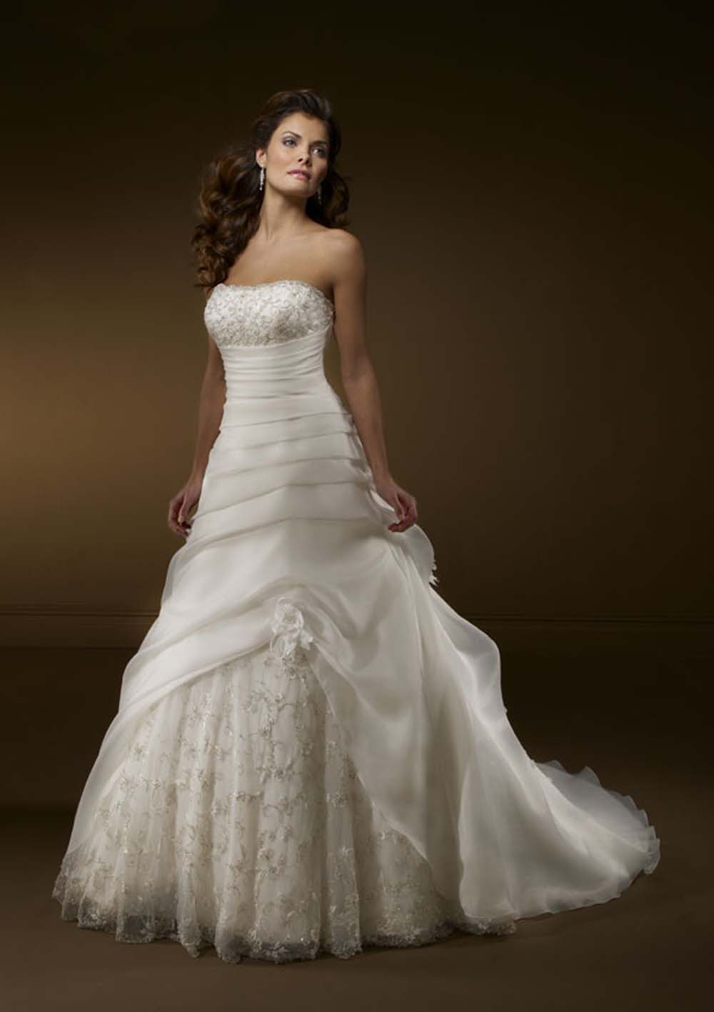 Romantic Bridal Gowns : Romantic bridal gowns wedding dresses