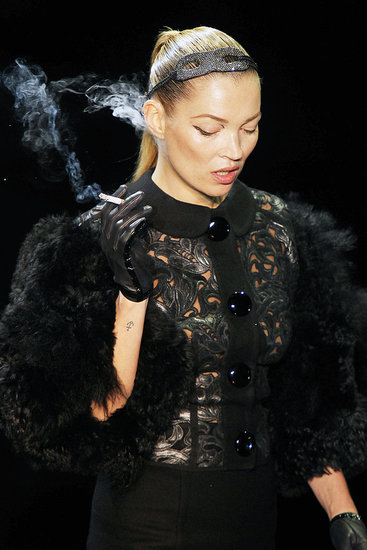 kate moss louis vuitton cigarette. Watch Kate Moss Smoke on the