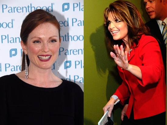 Julianne Moore Liberal