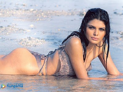 Sexy HOT SHERLYN CHOPRA BIKINI Wallpapers Collection