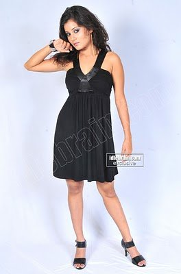 ARCHANA GUPTA Hot MASALA Pics In Seductive BLACK Dress