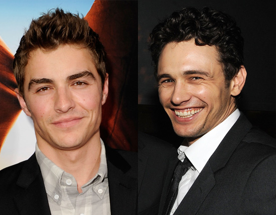 Dave Franco And James Franco Laughing