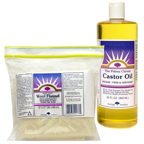 castor oil pack