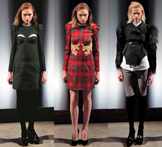 Five Fab Looks from Carven, Autumn 2011