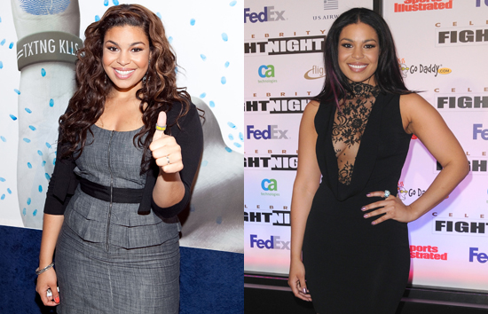 Gallery For Jordin Sparks Weight Loss Before And After