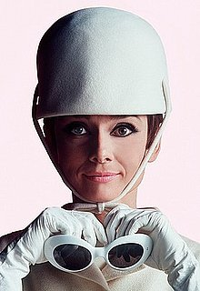 Audrey Hepburn in How To Steal A Million, 1965