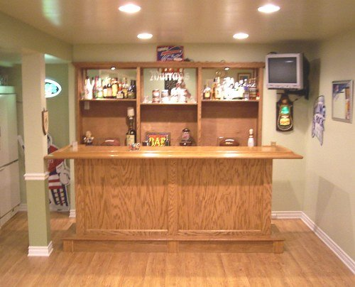 House plans and home designs free blog archive easy home bar plans - Bars for the house ...