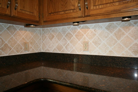 travertine backsplash ceramic tile travertine backsplash by stone art