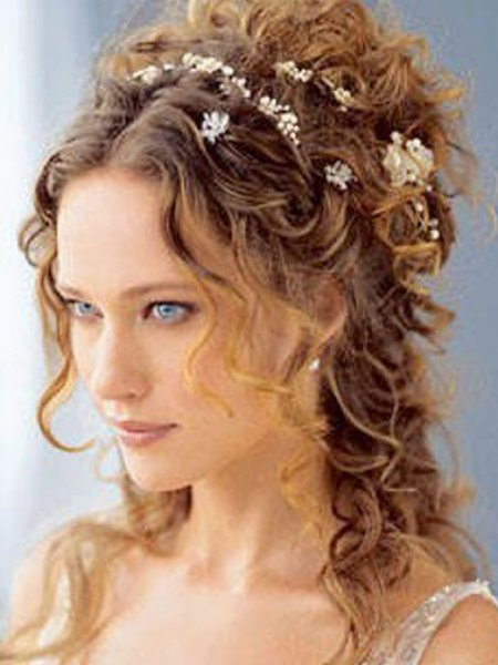 prom hair 2011 half up half down. Prom Hair Ideas Half Up Half