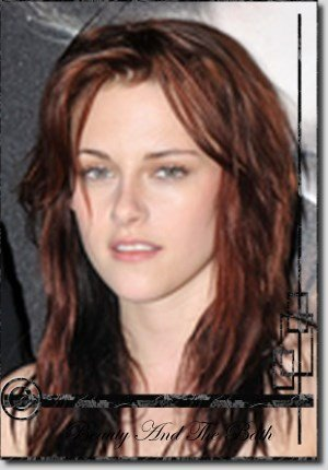 kristen stewart hair color in new moon. kristen stewart hair color
