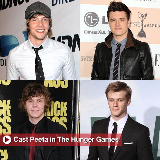 hunger games peeta. of The Hunger Games.