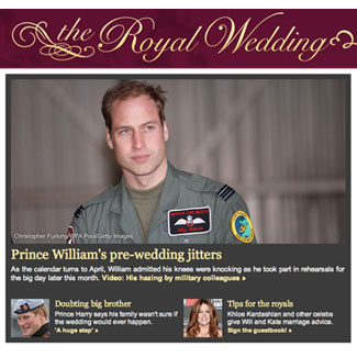 Royal Wedding Live Streaming Watch Prince William And