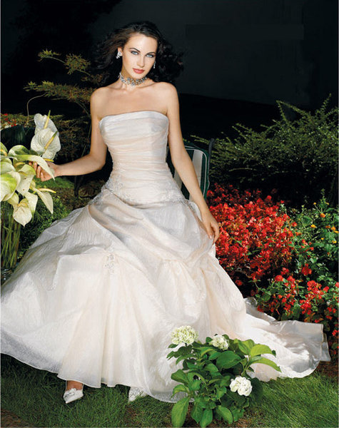 Tagged with Garden wedding dresses