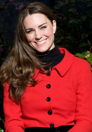 kate middleton engagement announcement. engagement announcement