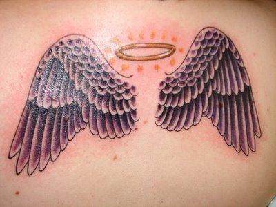 wave tattoo_24. wave tattoo_24. angel wing