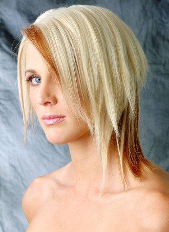 Medium Layered Cut. New Medium Layered Hairstyles