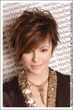 Short Hair Hairstyles. Short Hair Styles
