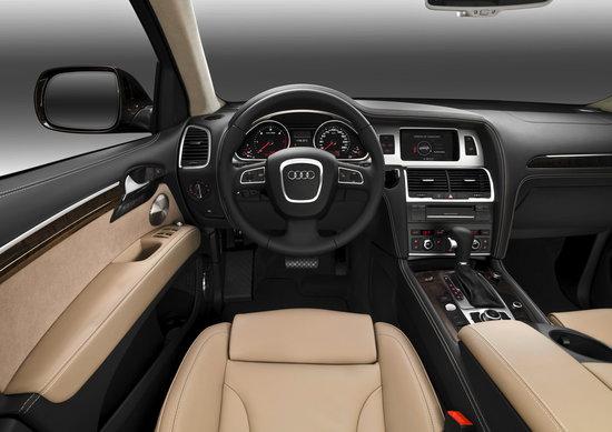 2010 Audi Q7 Interior. 2010 Audi Q7 Interior