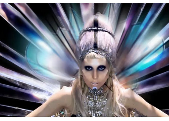 lady gaga born this way cover photo. lady gaga born this way cover.