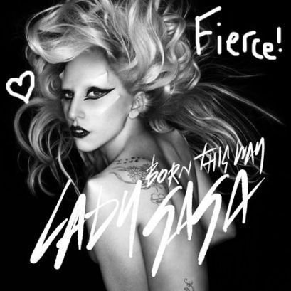 lady gaga born this way album cover hq. lady gaga born this way album
