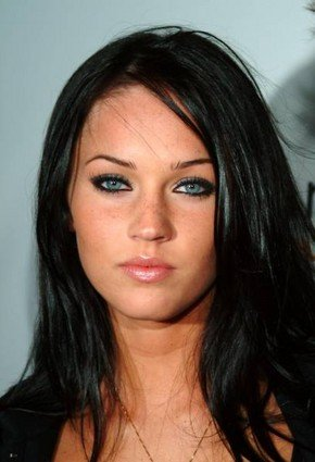 megan fox plastic surgery nose. megan fox before plastic
