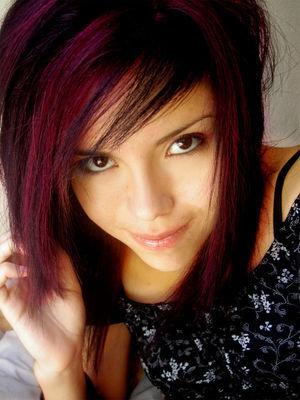 kat von d tattooing_11. auburn hairstyles.