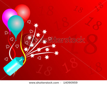 birthday confetti clip art. clipart birthday balloons.
