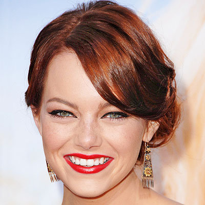 emma stone zombieland wallpaper. makeup The big news with Emma