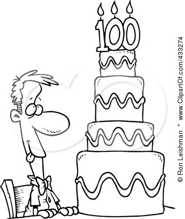 birthday cake cartoon images. Cute Birthday Cake Cartoon.