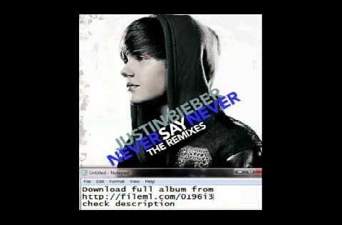 justin bieber never say never dvd cover. justinbieber neversaynever