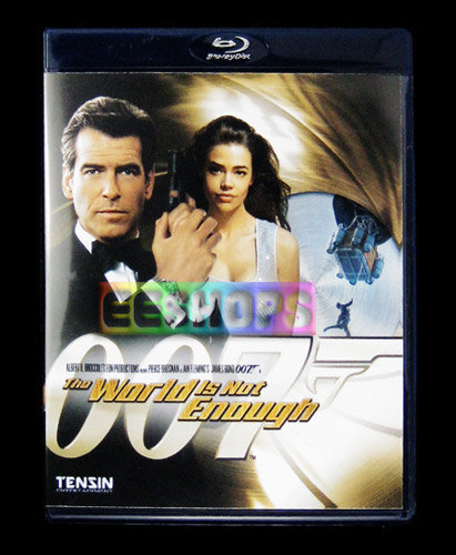 the world is not enough james bond. The World Is Not Enough Dvd