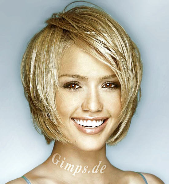 short hairstyles for round face. short haircuts for round faces