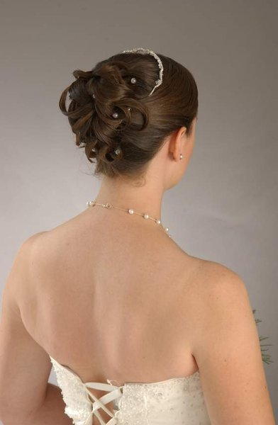bridesmaid updo hairstyles for short hair. Bridesmaids Hairstyles ...