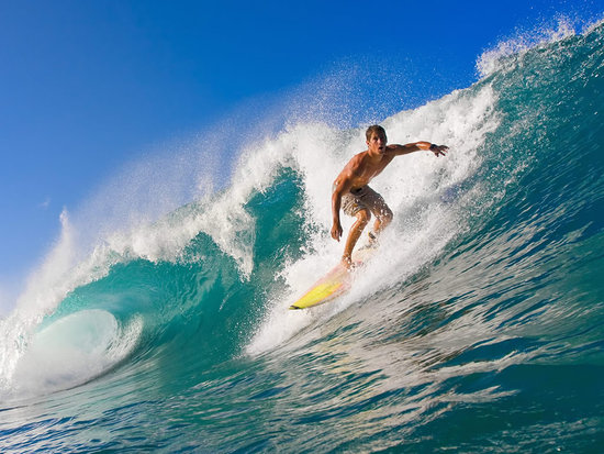 Сделать в домашних условиях серфинг