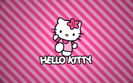 hello kitty devil wallpaper. Hello Kitty - Funny