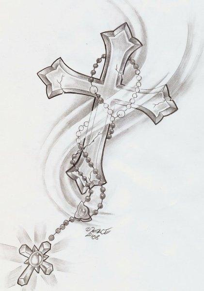 rosaries tattoo designs. Tattoo Designs Rosary