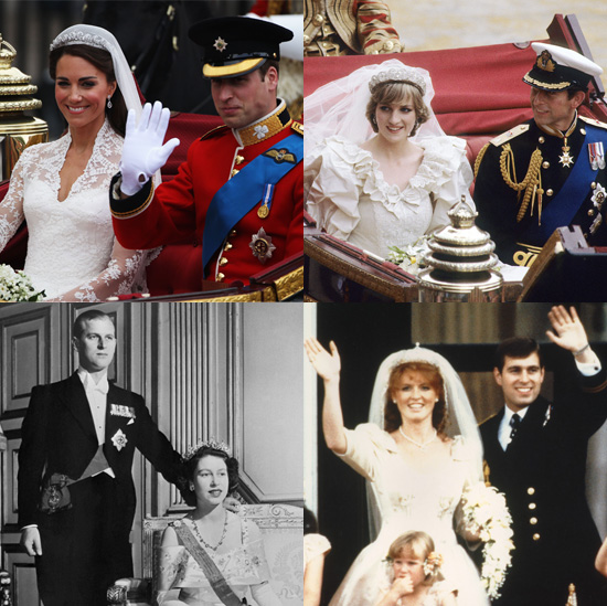 british royal wedding dresses. Past Royal Wedding Dress
