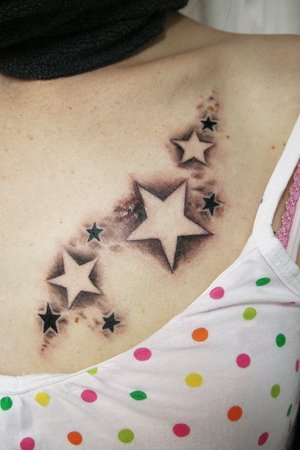 star tattoo on elbow. +star+elbow+tattoos