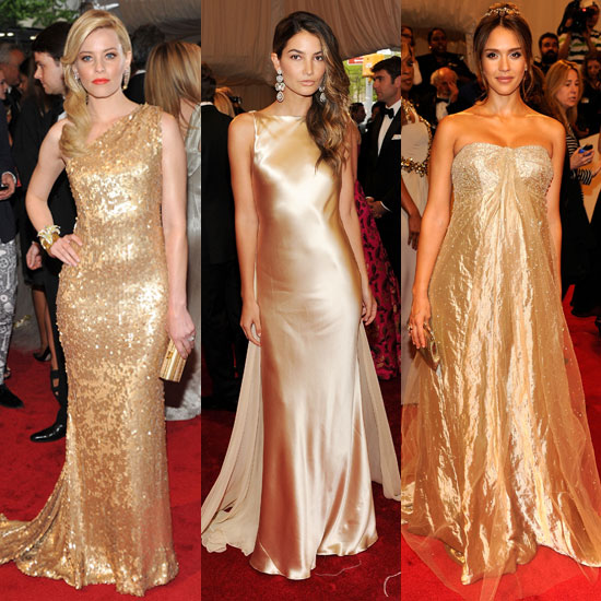 The Gold Standard: Stars Shine On at the Met Gala