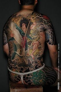 Sumo Japanese Tattoo