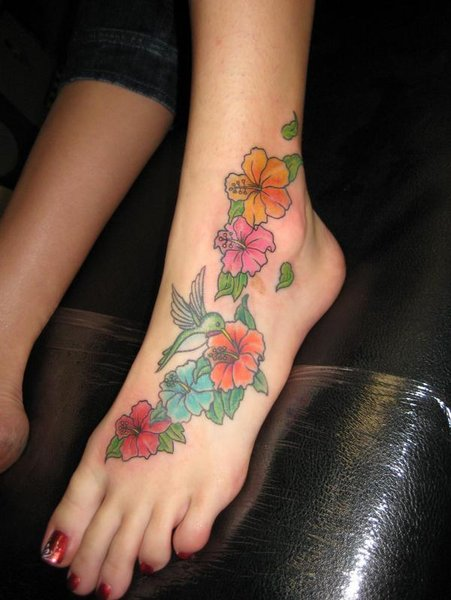 henna tattoo designs for feet. Henna Tattoo Design on Foot