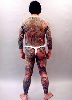 Sumo Japanese Tattoo