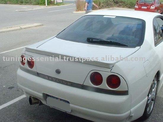 Black Nissan Skyline Gtr R33. Nissan Skyline R33 Wallpaper