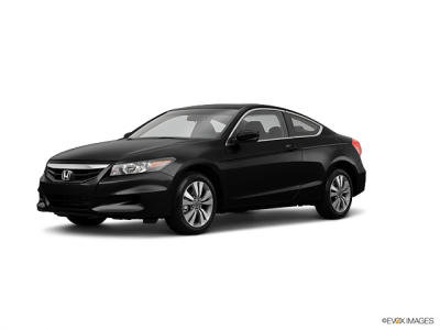 Black Honda Civic Coupe 2009