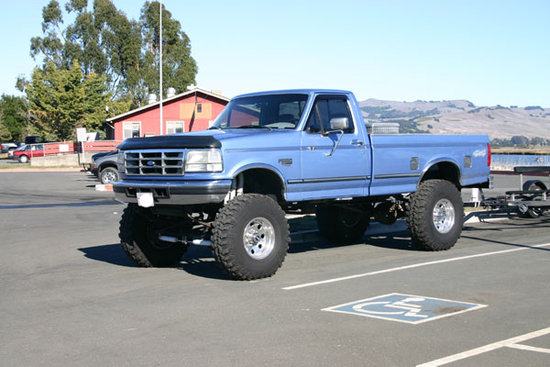 95 Ford F350 Powerstroke. 1995 powerstroke power
