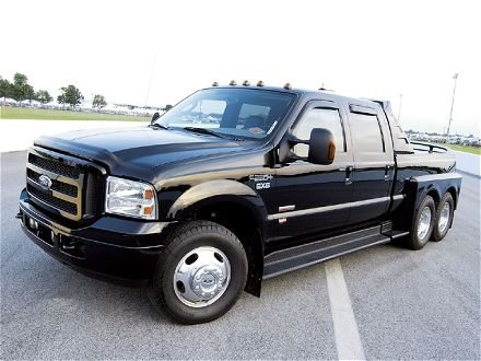 95 Ford F350 Powerstroke. Demokratikally Elekted