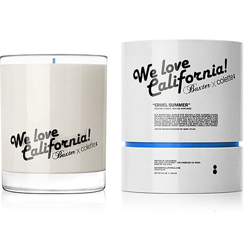 california scented candle launches with ideas for more