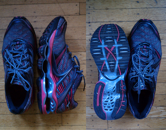 Mizuno Wave Prophecy Running Shoe Review