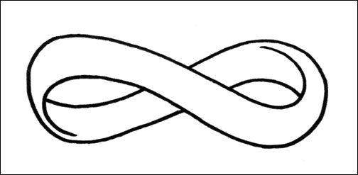Jatemplaskey infinity symbol tattoo for Infinity sign coloring pages