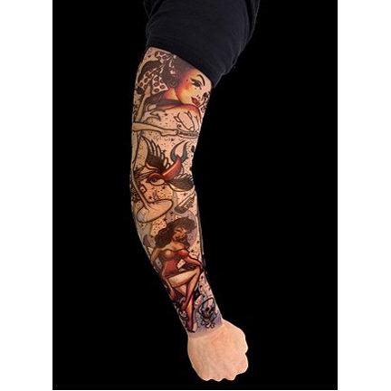 Tattoo Sleeve Rockabilly